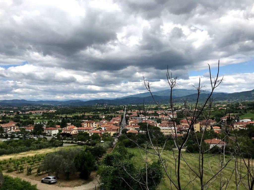 Riley's picture of Arezzo